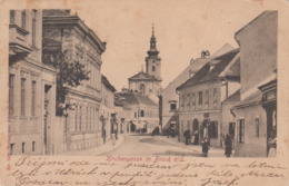 Bruck An Der Leitha ,  Kirchengasse - Bruck An Der Leitha