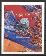DDR Block 52 O Sonderstempel - DDR