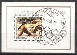 DDR Block 57 O Sonderstempel - DDR