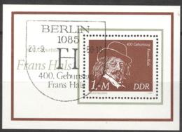 DDR Block 61 O Sonderstempel - DDR