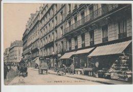 FRANCE / CPA DE PARIS / RUE ALBOUY / X  Ième. / 1922 - Arrondissement: 01