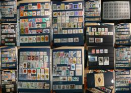 Allemagne - RFA - Années Complètes De 1976 à 1987 + BF + Feuille Complète Du N° 1183 - Neufs ** (MNH) - Cote + 840 - Timbres