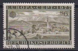 Europa CEPT 1977 Austria 1v Used (44644C) - 1977