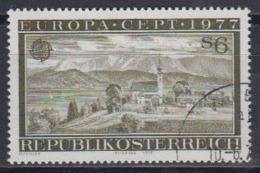 Europa CEPT 1977 Austria 1v Used (44644D) - 1977