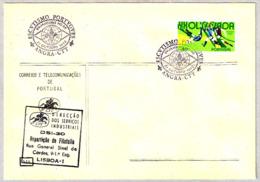 ESCUTISMO PORTUGUES - XV JAMBOREE NO AR - SCOUTS. Angra, Portugal, 1972 - Movimiento Scout