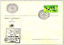 ESCUTISMO PORTUGUES - XV JAMBOREE NO AR - SCOUTS. Santarem, Portugal, 1972 - Movimiento Scout