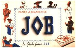 Pa J/ Buvard Papier A Cigarette JOB (N= 2) - Tabak & Cigaretten