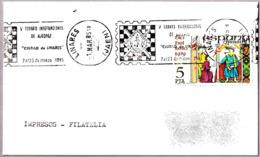 TORNEO INT. DE AJEDREZ CIUDAD DE LINARES - Chess Tournament. Linares, Andalucia, 1985 - Ajedrez