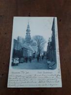 Cartolina Postale 1899 Haarlem, Oude Raamstraat - Haarlem