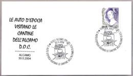 VINO DENOMINACION DE ORIGEN ALCAMO - D.O.C. - Wine. Alcamo, Trapani, 2004 - Vinos Y Alcoholes