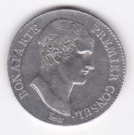MONNAIE FRANCE 5 FRANCS AN XI A NAPOLEON - J. 5 Francs