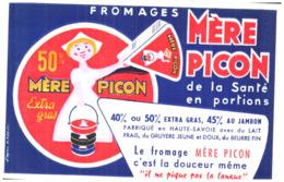 F MP/Buvard Fromage Mère Picon (N= 3) - Produits Laitiers