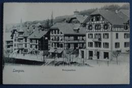.- LANGNAU..Neuquartier. - BE Berne