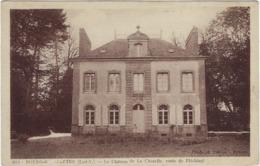 35 Bourg Des Comptes  Le Chateau De La Chapelle Route De Plechatel - Francia