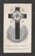Marie Joséphine Rose Desirée Maffet-harsin 1829-saint-servais(namur)1891 - Images Religieuses