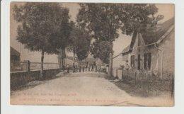 FRANCE / CPA DE CORCIEUX / ENTREE PAR LA ROUTE DE GRANGES / 1919 - Corcieux