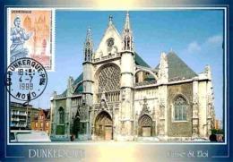 YT 3164 - 71e Congrès, Dunkerque - Carte Maximum 1998 - 1990-99