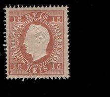 Por. 36 ND ? König Luis I MLH * Mint - Proofs & Reprints