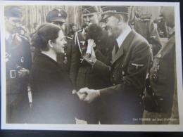 Postkarte Propaganda Hitler - Photo Hoffmann - Storia Postale