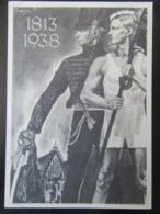 Postkarte Propaganda Turn- Und Sportfest Breslau 1938 - Allemagne