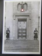 Postkarte Propaganda Reichskanzlei Berlin Mit Wache - Briefe U. Dokumente