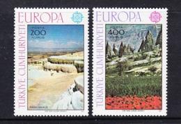 Europa Cept 1977 Turkey 2v ** Mnh (44649) - 1977