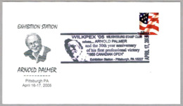 ARNOLD PALMER - Ganador Del 1995 CANADIAN OPEN. Pittsburgh PA 2005 - Golf