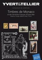 Nouveauté Catalogue Yvert Et Tellier Des Timbres De Monaco Et Tom 2020 Tome 1 Bis - Otros