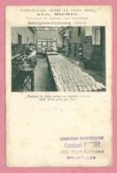 67 - SCHILTIGHEIM - STRASBOURG - Carte Publicitaire -  Fabrique - Foie Gras Auguste MICHEL - Gänseleber-Pasteten-Fabrik - Schiltigheim