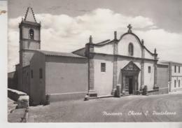 MACOMER NUORO CHIESA S. PANTALEONE - Nuoro