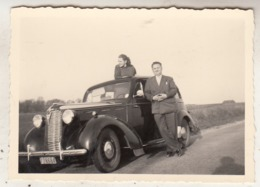 Old Timer - Photo 6 X 9 Cm - Automobiles