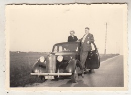 Old Timer - Photo 6.5 X 9 Cm - Automobiles