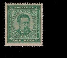Por. 55 ND ? König Luis I MLH * Mint - Probe- Und Nachdrucke