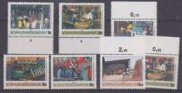 Bophuthatswana 7v From Definitive Set ** Mnh (44653) - Bophuthatswana
