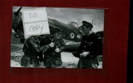 WW2 Front De L'Est Pilotes De L'Armée Rouge Et Français De L'Escadrille Normandie Niemen - Repro's