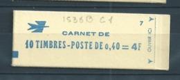 Carnet Marianne De Cheffer 1536B-C1** Carnet Fermé  Conf 7.Côte:15€ - Freimarke