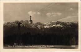 AUTRICHE - Igis Patscherkofel Mit Der Nordkette - Téléférique - Très Très Rare - Carte Postée - Autres