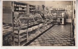 Banket- En Chocolaterieinterieur Ontworpen En Vervaardigd Door Willemsen NV Rotterdam - Winkels