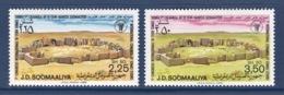 Somalia - 1980 - ( 1st International Congress Of Somalian Studies, Mogadishu ) - Complete Set - MNH (**) - Somalie (1960-...)