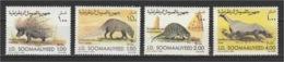 Somalia - 1984 - ( Animals ) - Complete Set - MNH (**) - Somalie (1960-...)