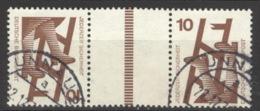 BRD Zusammendruck KZ9a O - [7] République Fédérale