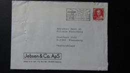 Denmark - 1988 - Mi:DK 906, Sn:DK 796, Yt:DK 909 On  Envelope - Special Postmark - Look Scan - Briefe U. Dokumente
