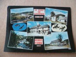 LE PONT DE GOURNIER  RECOULES D'AUBRAC - France