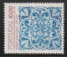 PORTUGAL - N°1561 ** (1982) AZULEJO  (VIII) - 1910-... República