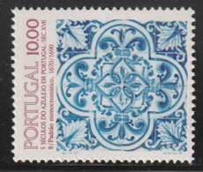 PORTUGAL - N°1561 ** (1982) AZULEJO  (VIII) - 1910-... Republic