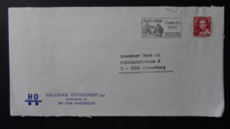 Denmark - 1984 - Mi:DK 793, Sn:DK 708, Yt:DK 799 On  Envelope - Special Postmark - Look Scan - Briefe U. Dokumente