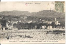 DRAP. VALLEE DU PAILLON - France