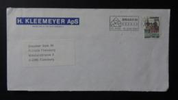 Denmark - 1988 - Mi:DK 917, Sn:DK 850, Yt:DK 920 On  Envelope - Special Postmark - Look Scan - Briefe U. Dokumente