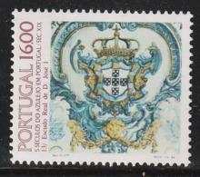 PORTUGAL - N°1604 ** (1984) AZULEJO  (XIII) - 1910-... República