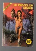 Petit FormatLe Procès Du Diable N°14 Par Maurice Marterlinck - Elvifrance De 1984 - Piccoli Formati